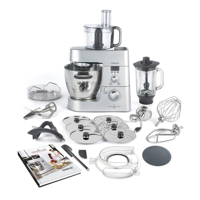 Idee regalo Kenwood Cooking Chef, una valida alternativa al Bimby ...