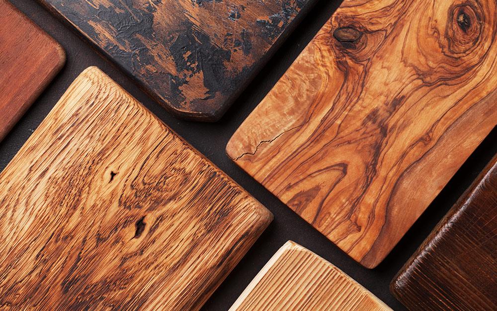 taglieri di materiale legno vari tipi