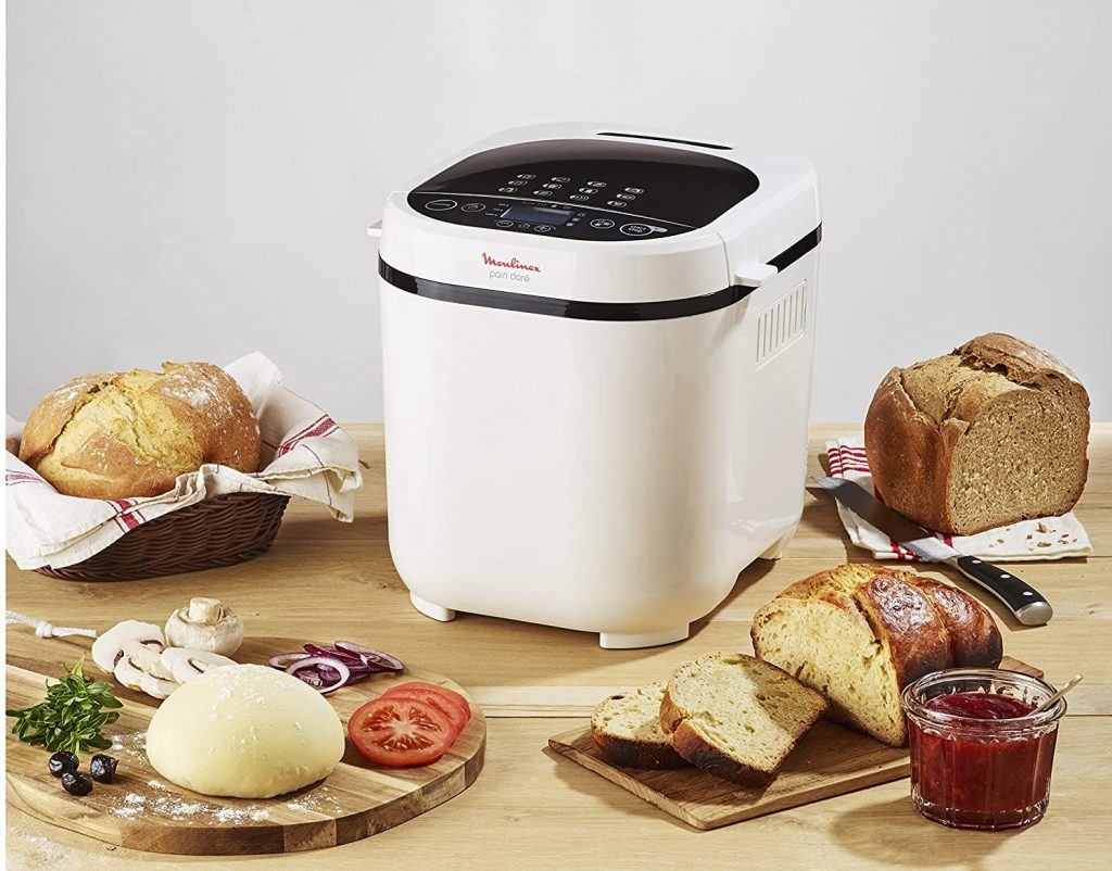 regali per chi cucina macchina per il pane showroom