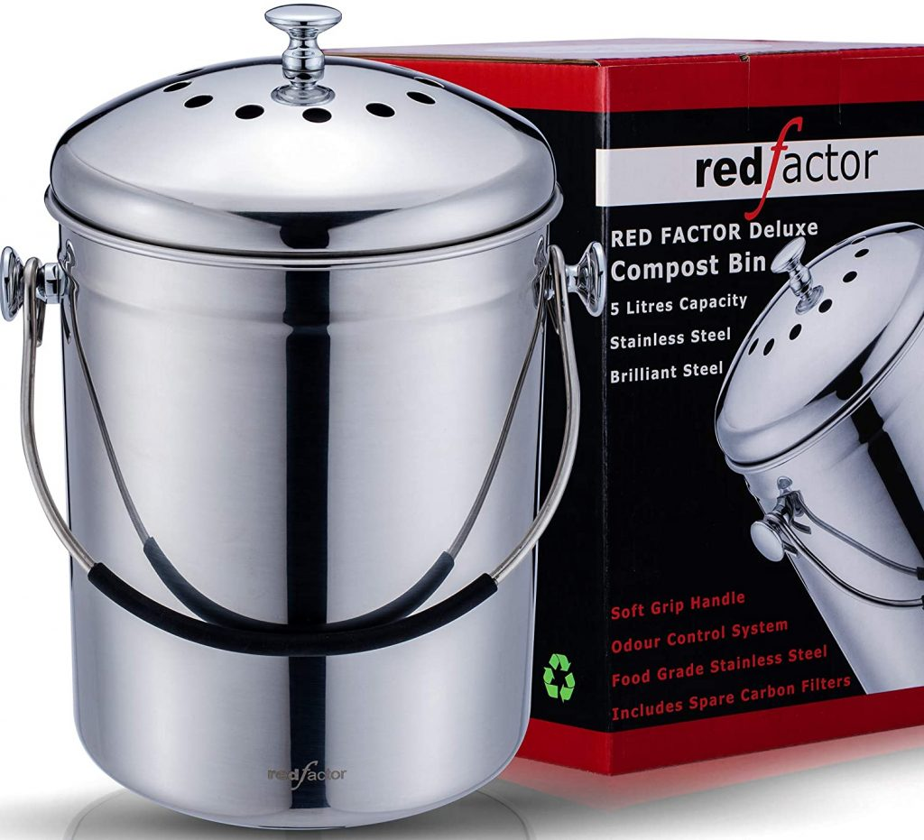 little compost bin red factor