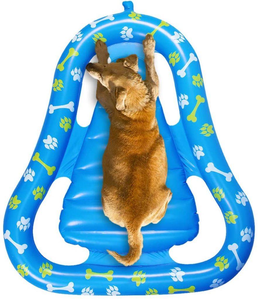 lettino piscina per animali domestici