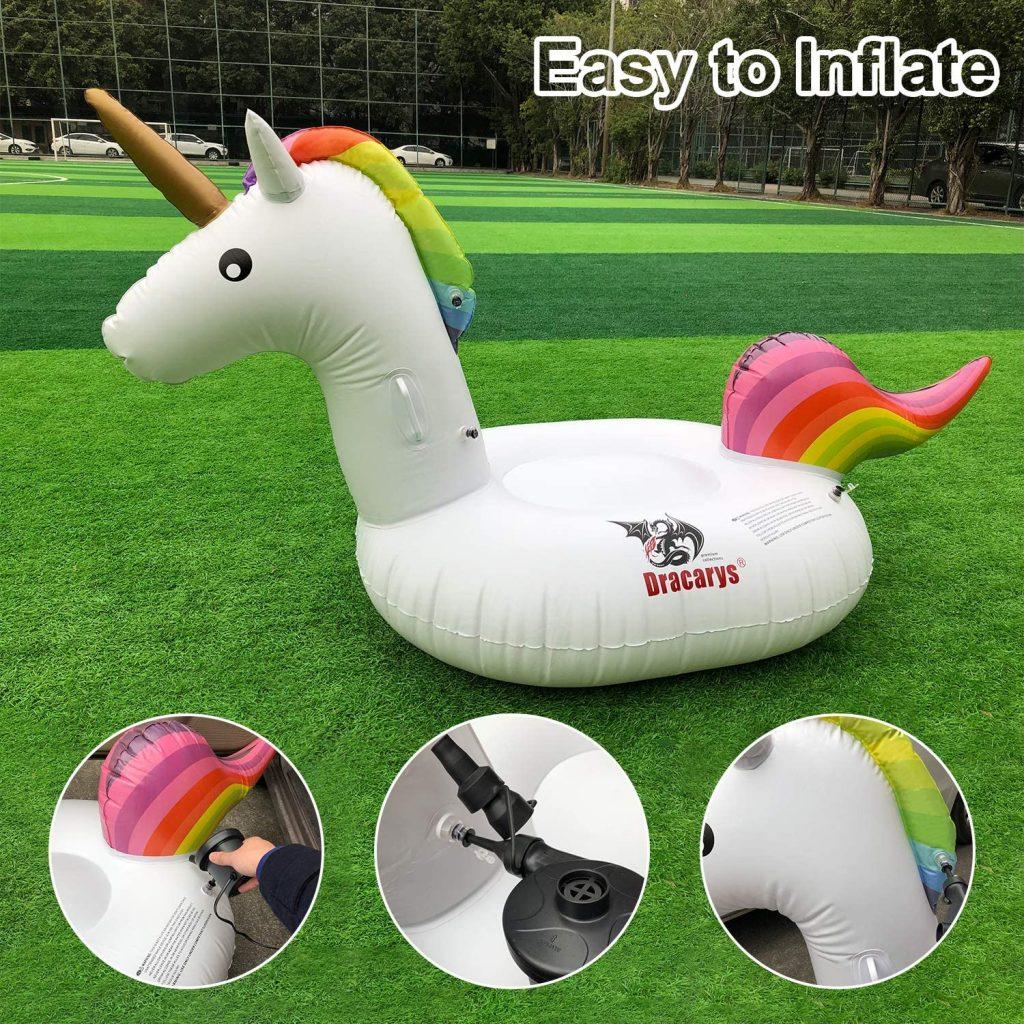 galleggiante unicorno