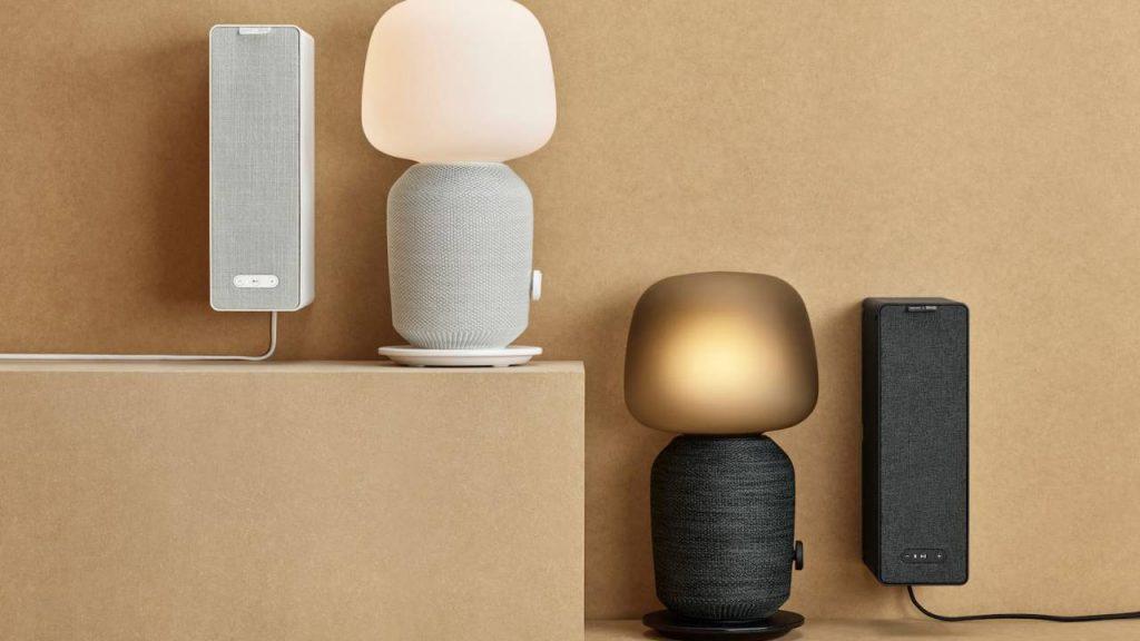 ikea produce lampade con sonos