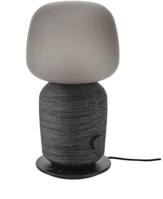 Lampada Ikea Sonos Symfonisk in nero