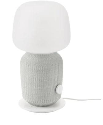Lampada Ikea Sonos Symfonisk in bianco