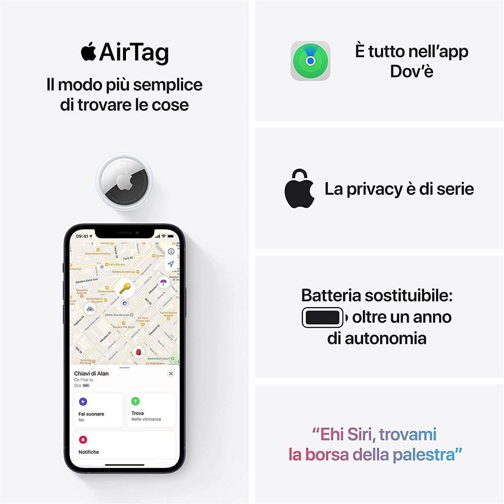 airtag apple il modo semplice