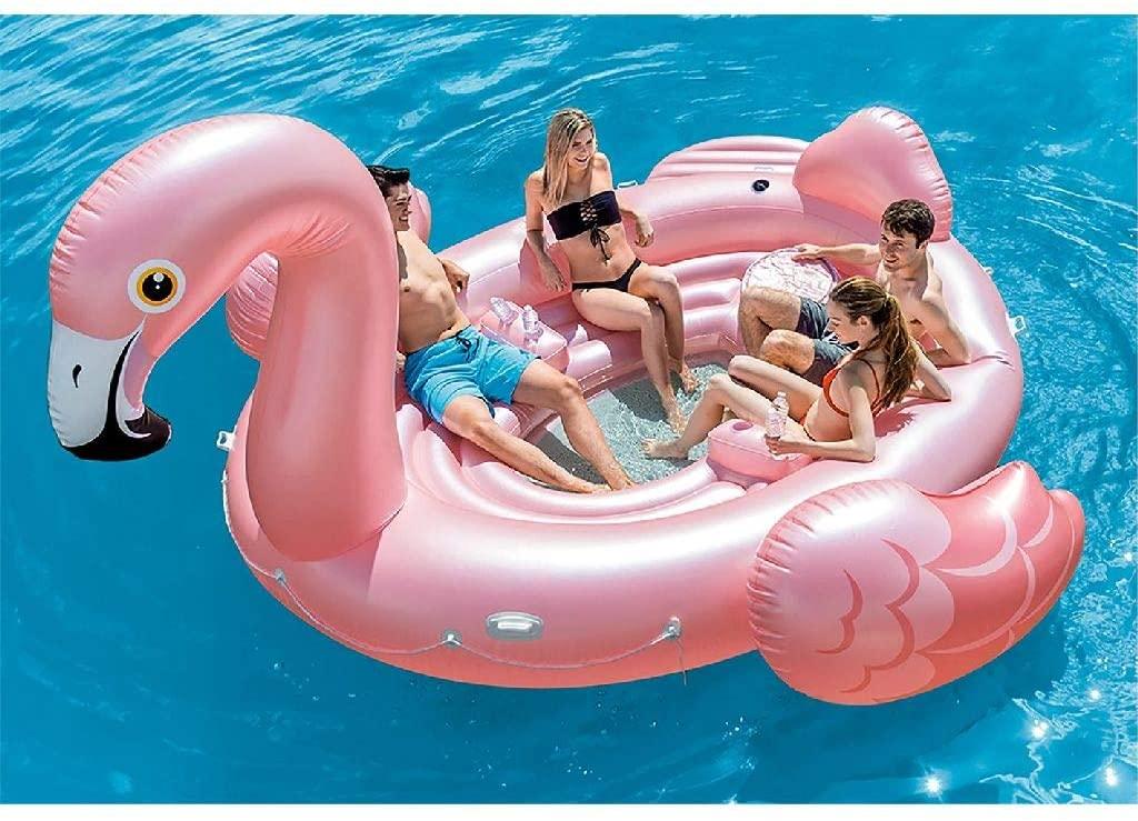 motoscafo gonfiabile galleggiante piscina