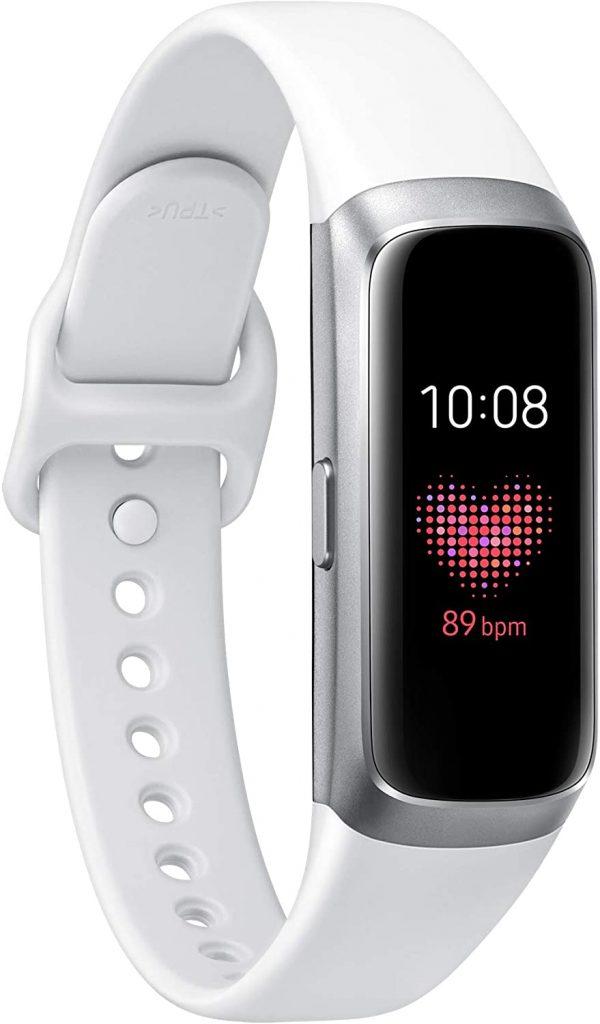 Samsung Galaxy Fit con Cardiofrequenzimetro,Tracker Allenamento AMOLED